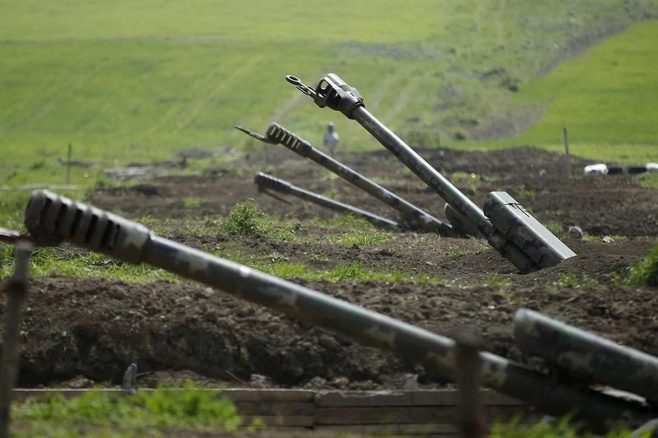 Власти Армении объявили мобилизацию военнослужащих запаса