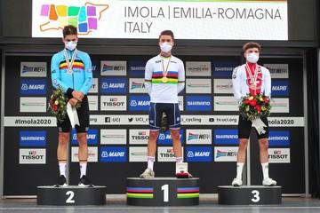 Итоги чемпионата мира по велоспорту в Италии 2020: главным героем стал Жулиан Алафилипп