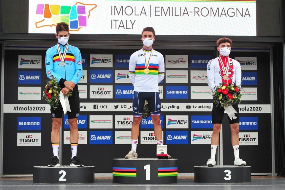 Завершился чемпионат мира по велоспорту в Италии 2020