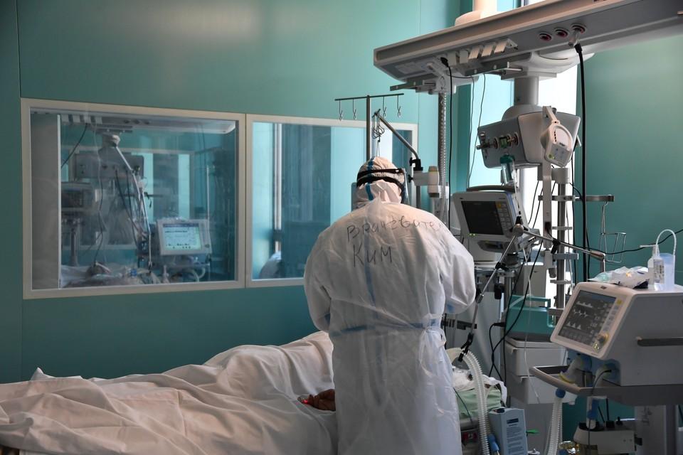 В Москве умерли 16 пациентов с коронавирусом