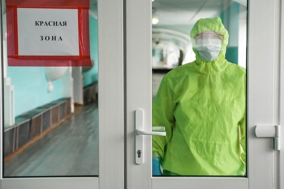 Ковид нашли только у пациентов, у персонала тесты отрицательные