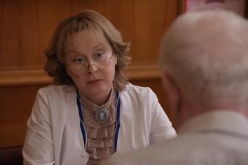 Женщина-загадка: Лариса Удовиченко сыграла бабушку следователя в детективном сериале «Спасская»
