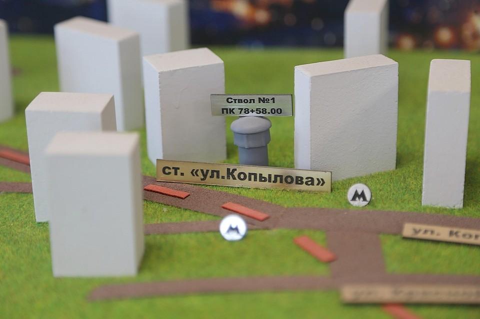 На обслуживание законсервированного метро в Красноярске потратят 72 миллиона.