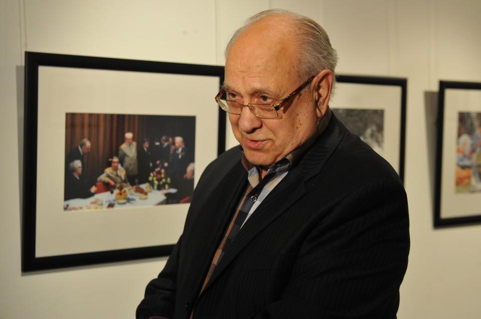 Умер фотокорреспондент ТАСС Владимир Мусаэльян