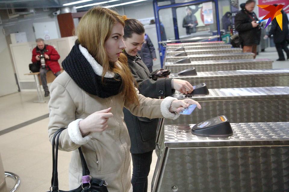 С этим вопросом «Комсомолка» обратилась в Минский метрополитен.