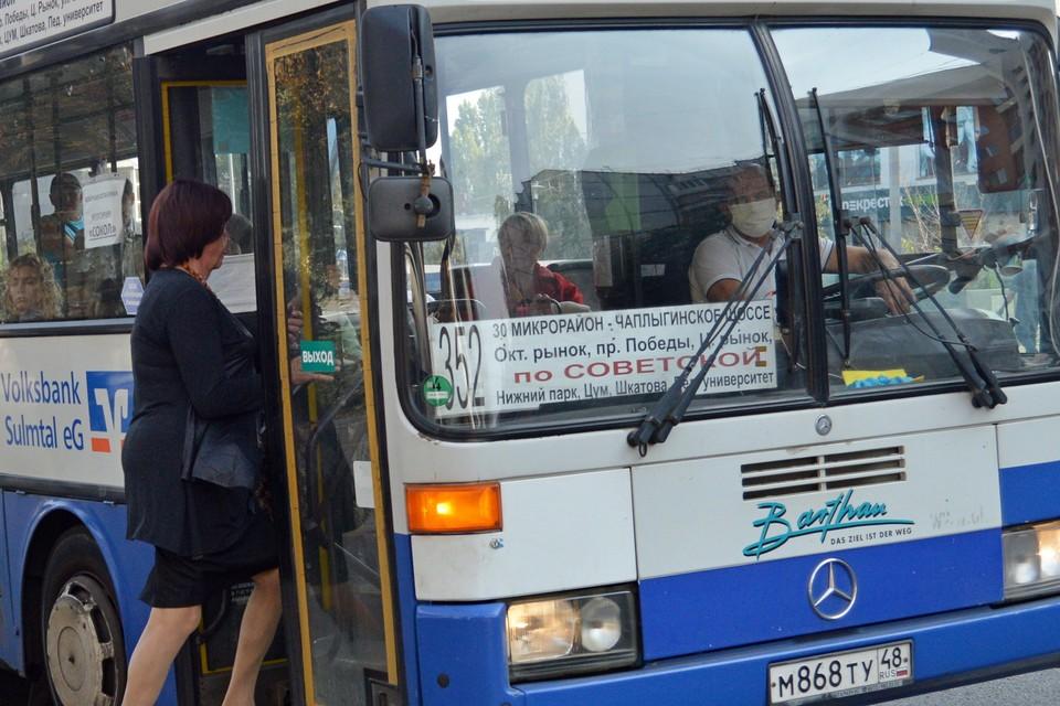 Пассажиров без масок больше не пустят в автобусы