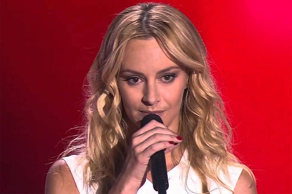 Певица Юлия Райнер.