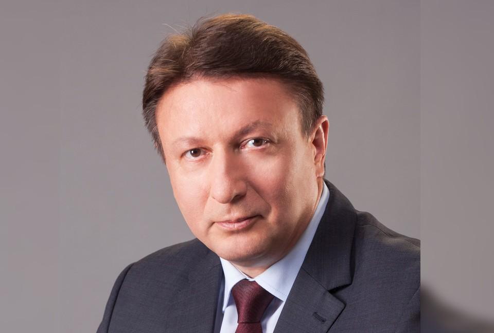 Олег Лавричев избран председателем думы Нижнего Новгорода. ФОТО: Гордума Нижнего Новгорода