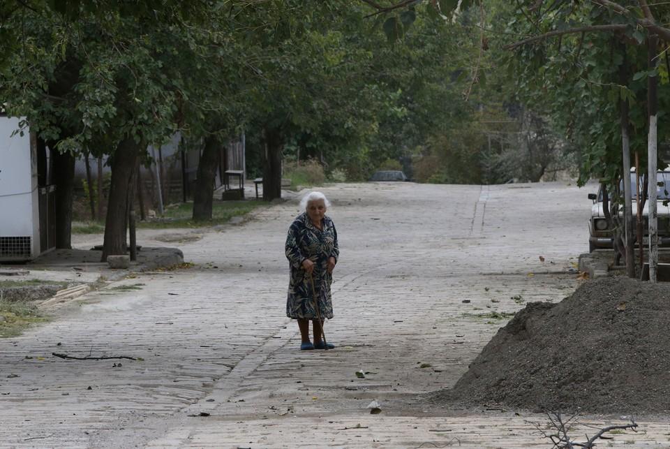Обострение конфликта в Нагорном Карабахе продолжается с 27 сентября