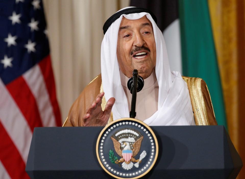 Умер эмир Кувейта Сабах IV