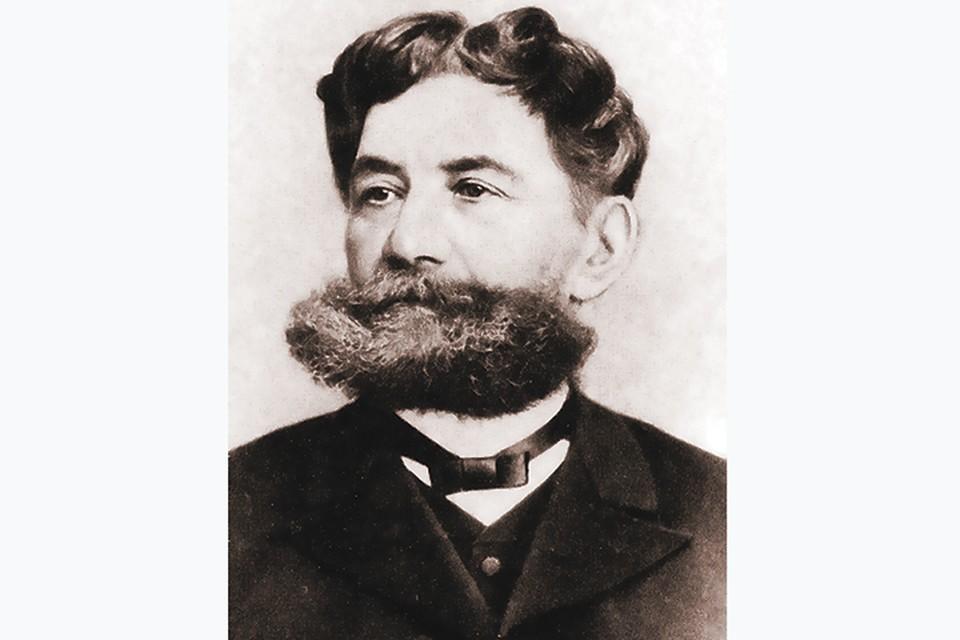 Александр Сухово-Кобылин был хорош собою и умен.