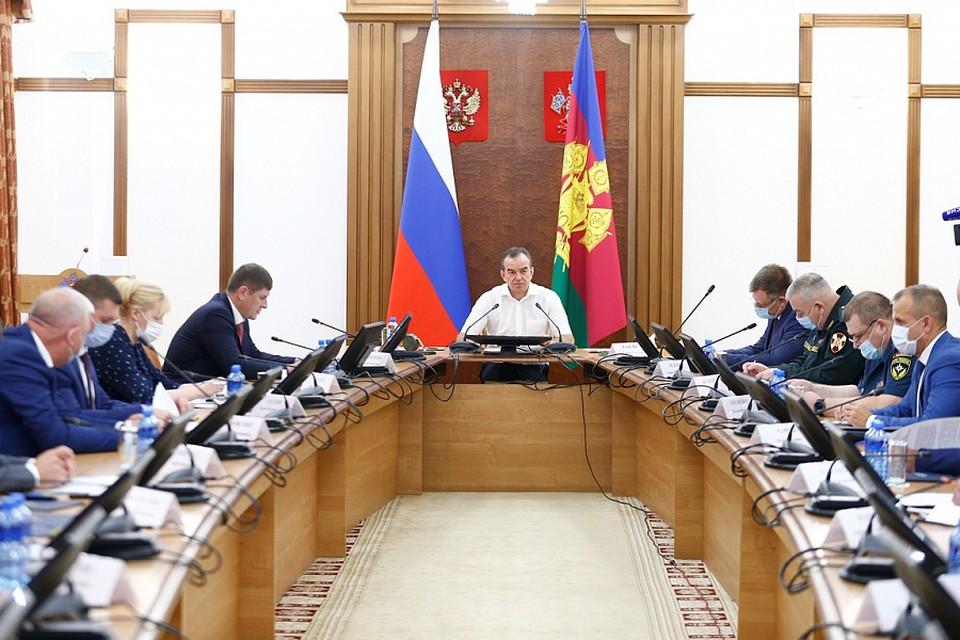 Глава Кубани назвал этот вопрос важнейшим для развития края