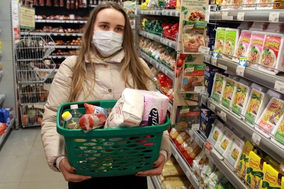 Россиянам предложили выдавать продуктовые сертификаты