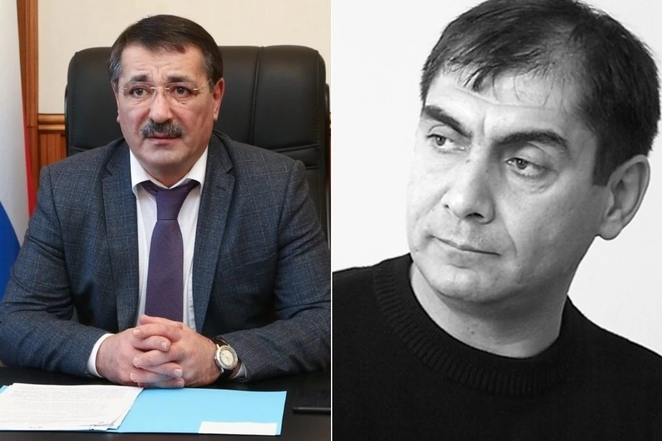 Подозреваемый бывший вице-премьер Шамиль Исаев / Хаджимурад Камалов. Фото: пресс-служба правительства РД / Википедия