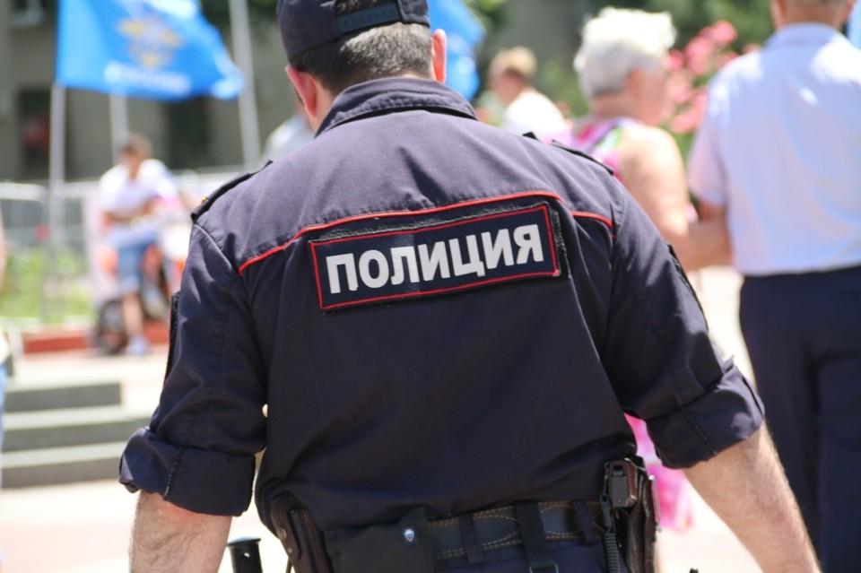 """Преступника быстро поймали сотрудники полиции. Фото: Архив """"КП""""."""