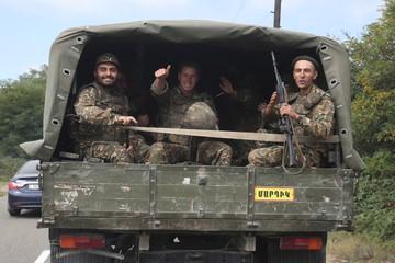 Последние новости о конфликте в Нагорном Карабахе на 1 октября 2020 года: что происходит на границе Армении и Азербайджана.