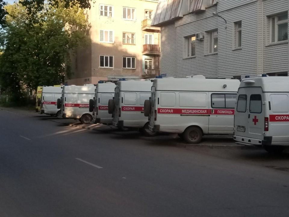 Пермская прокуратура проведет проверку в связи с длительным ожиданием бригадами скорой медицинской помощи проведения КТ.