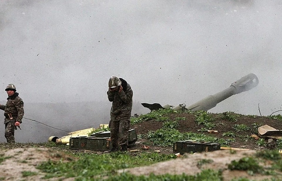 Армения сообщила о сбитых беспилотниках в окрестностях Еревана