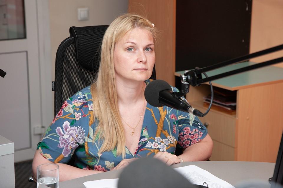 Психолог общественного движения Ижевска «За здоровое поколение» Виктория Шишкина