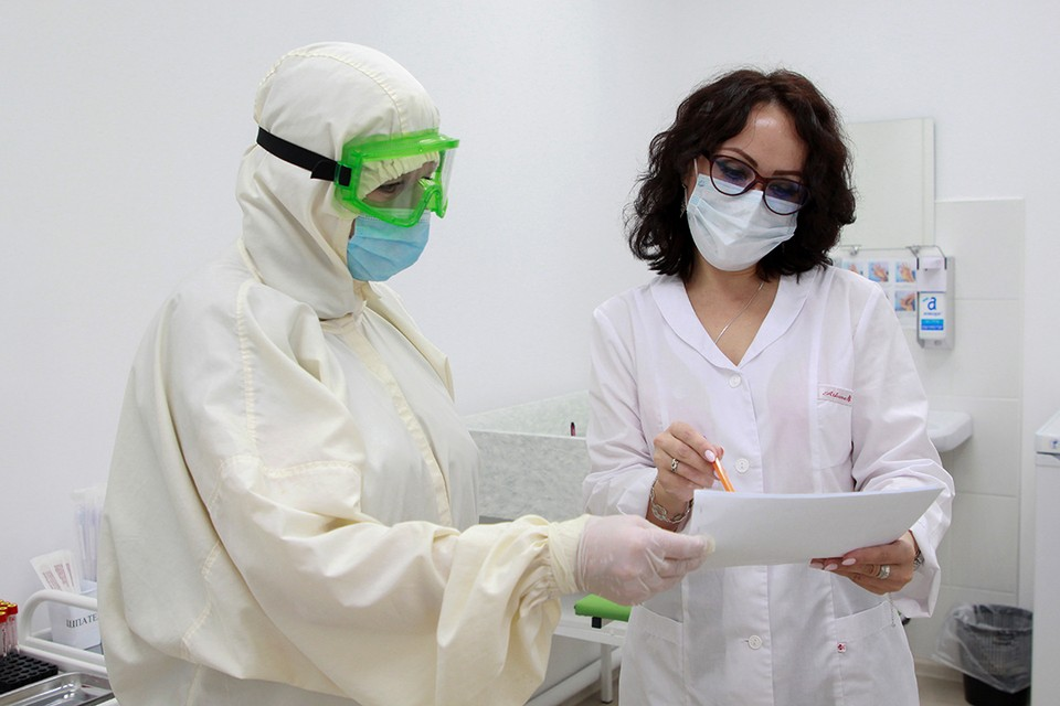 Последние новости о коронавирусе в Иркутске на 3 октября 2020: 1,5% жителей города переболели COVID.