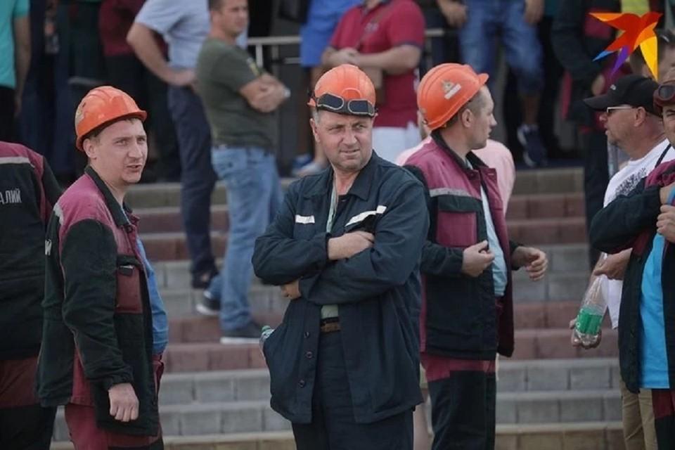 """Сотрудники """"Беларуськалия"""" останавливают работу по политическим причинам уже более полутора месяцев"""