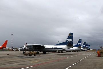В аэропорту Якутска самолет АН-24 совершил аварийную посадку из-за отказа двигателя