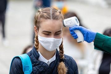 В Министерстве просвещения опровергли слухи о переходе московских школьников на дистанционное обучение