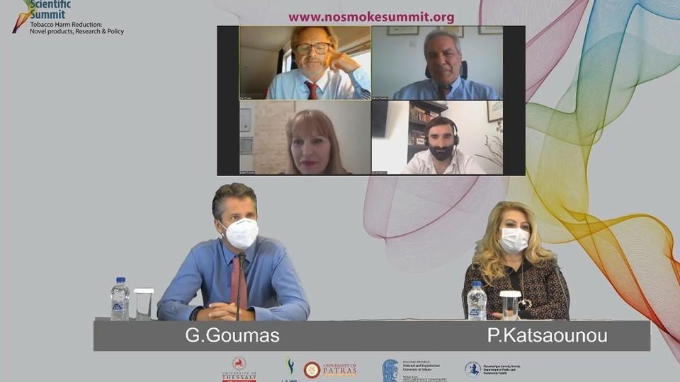 Третий научный Саммит по снижению вреда от табака ознаменовался широкими дискуссиями.
