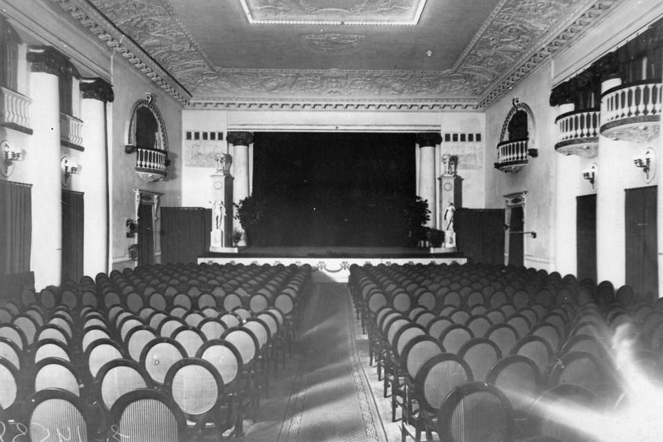 Кино в XX веке было самым массовым видом искусства, а сегодня оно уступило место телевидению и интернету. Фото: Кинотеатр «Родина»