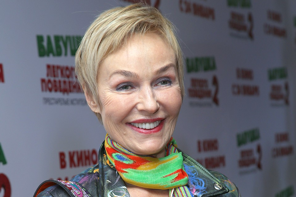 Наталья Андрейченко.
