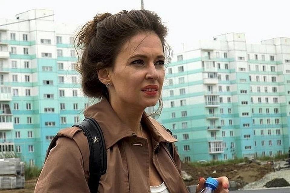 Соратница Алексея Навального Мария Певчих