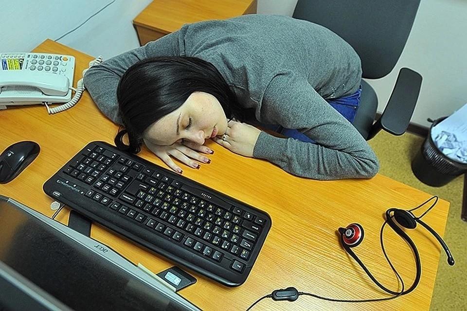 Дневная сонливость может быть сигналом серьезной проблемы