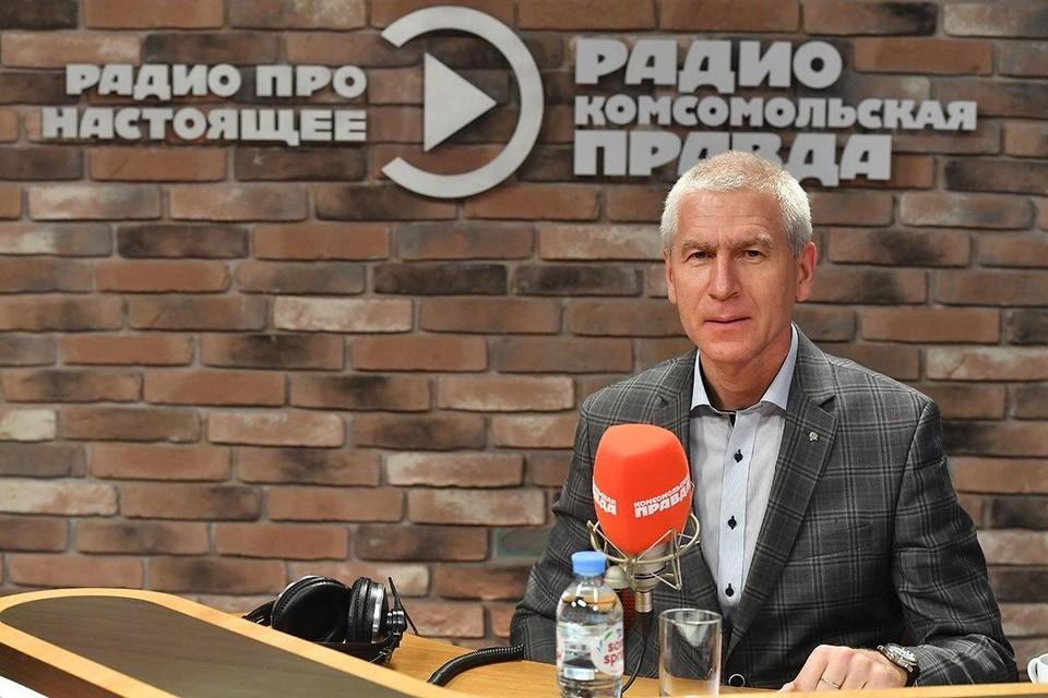 Олег Матыцин назвал систему противодействии допингу в России одной из лучших в мире