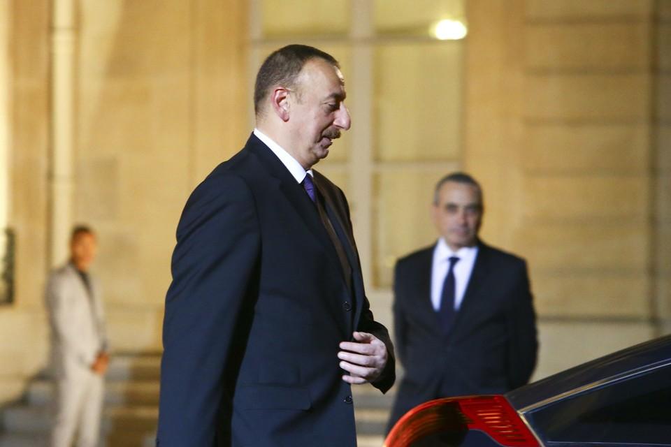 Ильхам Алиев заявил, что Азербайджан не смирится с оккупацией Карабаха
