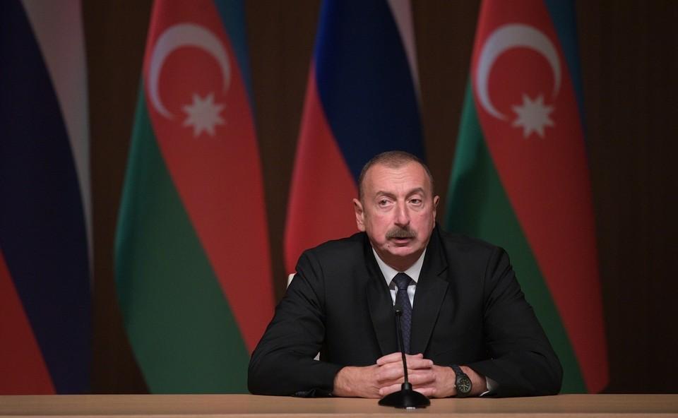 Алиев рассказал о главном факторе прекращения огня в Нагорном Карабахе
