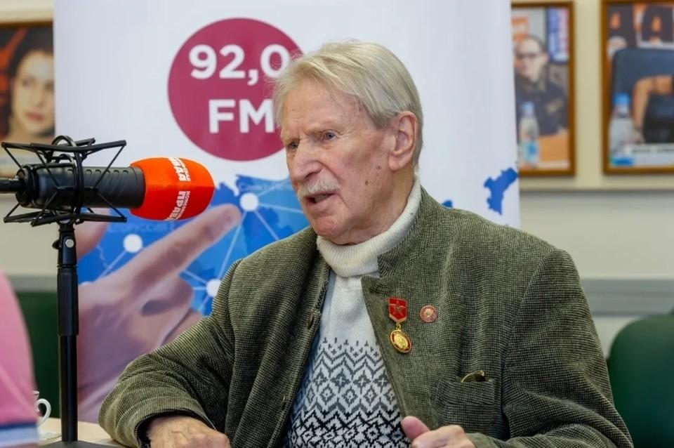 90-летний Иван Краско заразился коронавирусом и поверил в его существование.