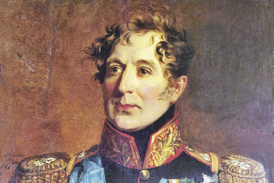 Михаил Милорадович.