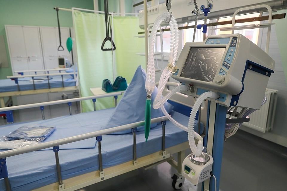 В ноябре в Волжском обещают открыть новую инфекционную больницу. Фото: АВО