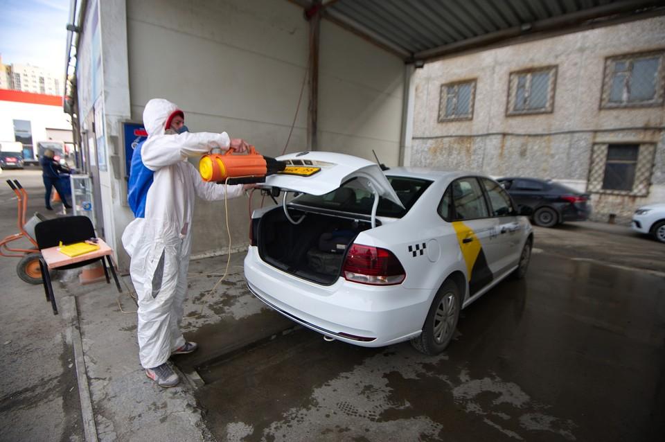 Такси будет доставлять пациентов до больницы, чтобы разгрузить работу скорых.