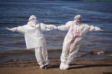 Пять белых пятен коронавируса: разбираем с вирусологом, что мы до сих пор не знаем о заразе
