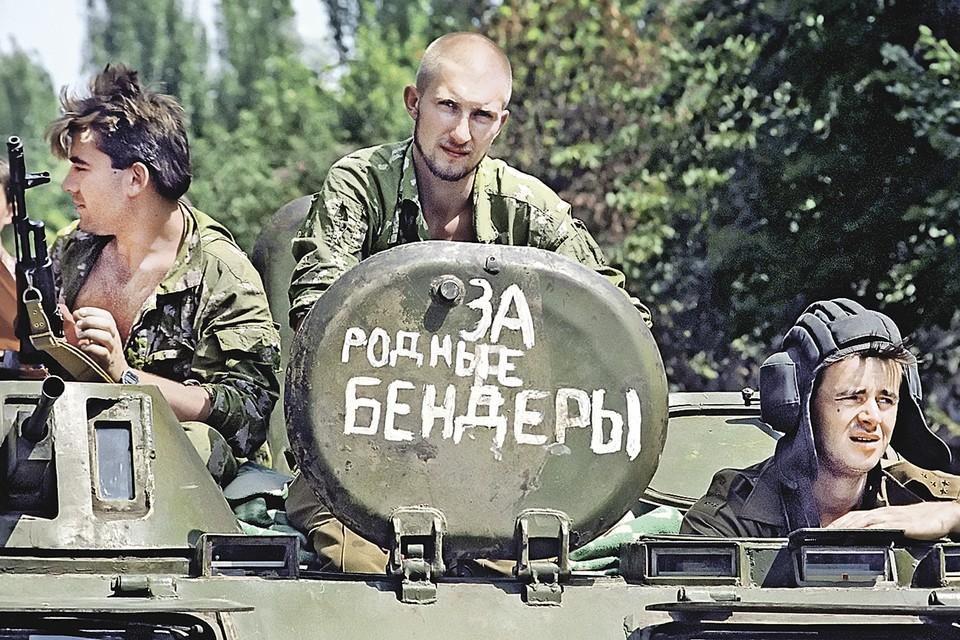 За 6 месяцев война в Приднестровье унесла жизни 1200 человек. Фото: И. ЗЕНИН/РИА Новости