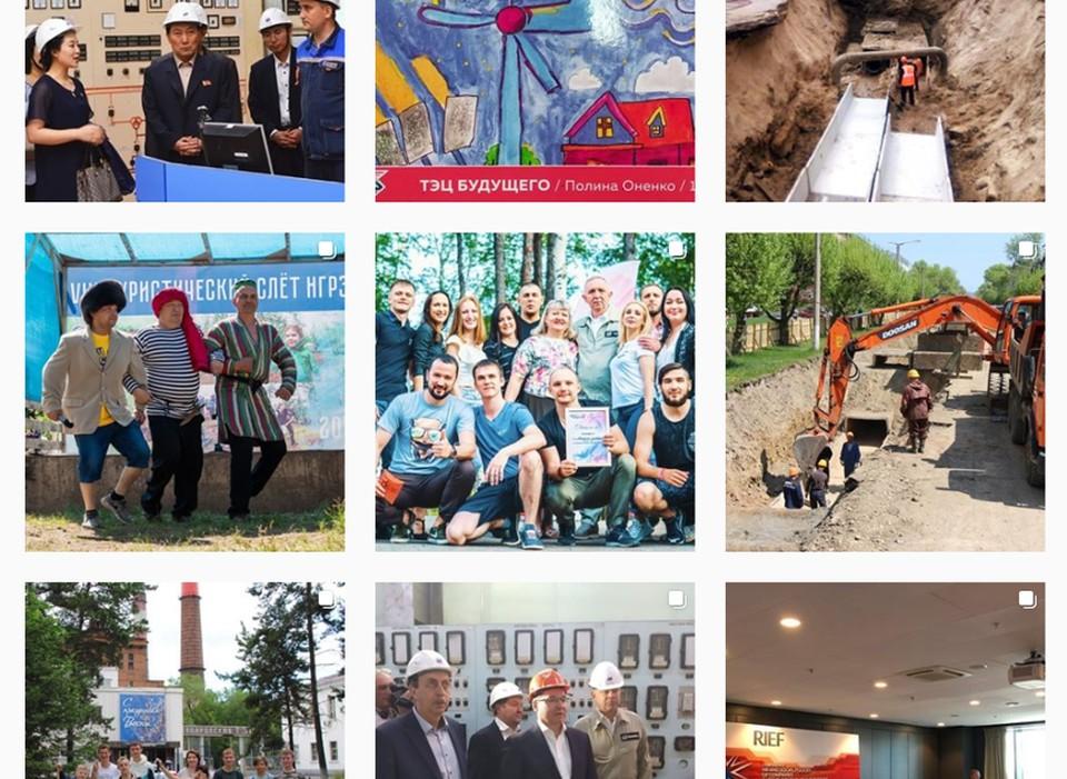 «Лучший PR-проект в социальных медиа» по оценке РусГидро у Дальневосточной генерирующей компании