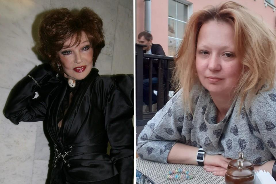 Елена Королева нашла новые аргументы для борьбы за наследство бабушки Людмилы Гурченко