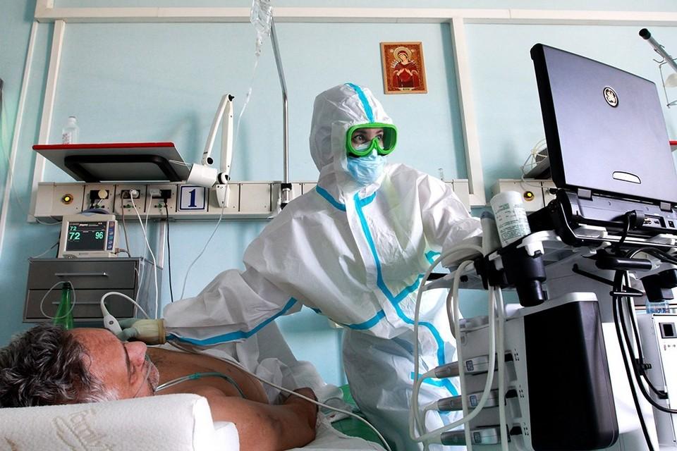"""С начала пандемии в Крыму ковидом заразились больше 6 тысяч человек. Фото: Архив """"КП""""."""