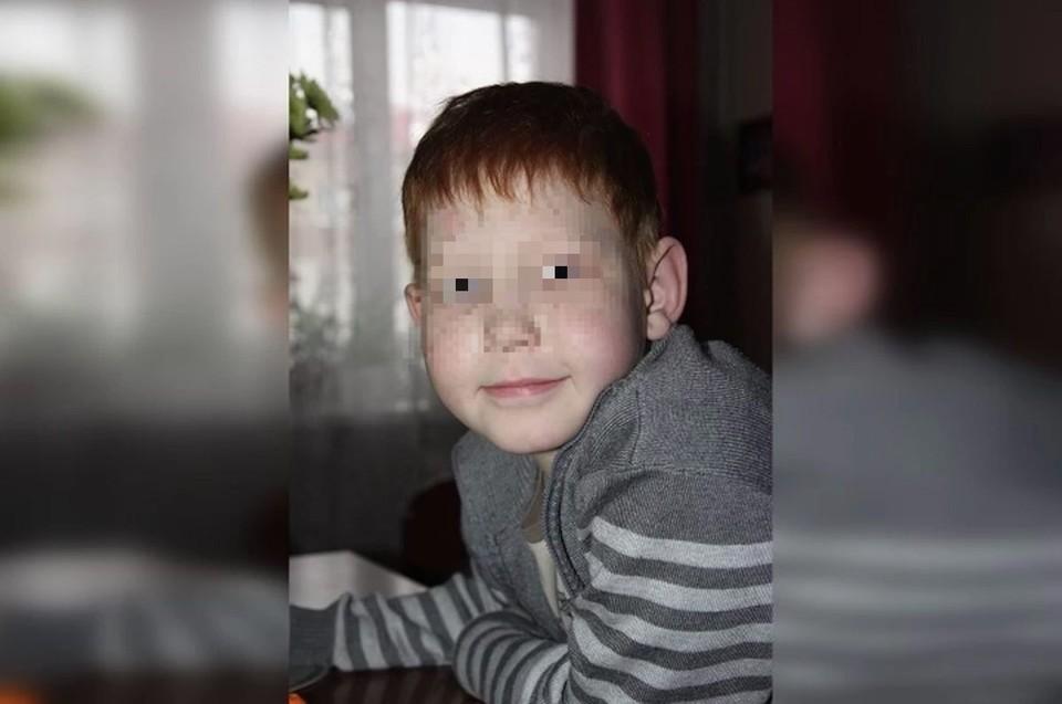 """Тело мальчика обнаружили прохожие недалеко от собственного дома. Фото: личная страница отца мальчика во """"ВКонтакте"""""""