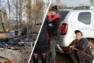 «Мать с отцом увидели пожар и спрятались»: родители сбежали, бросив троих детей заживо гореть в бараке