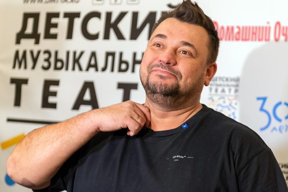 Имени голого продюсера Жуков так и не назвал
