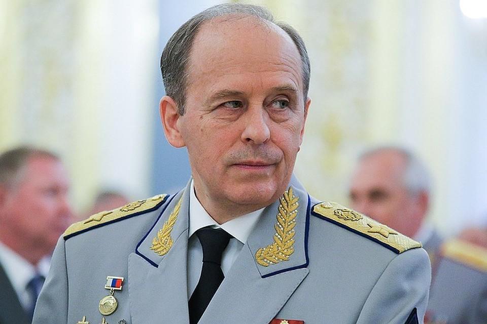 Глава ФСБ Александр Бортников. Фото: Михаил Метцель / ТАСС