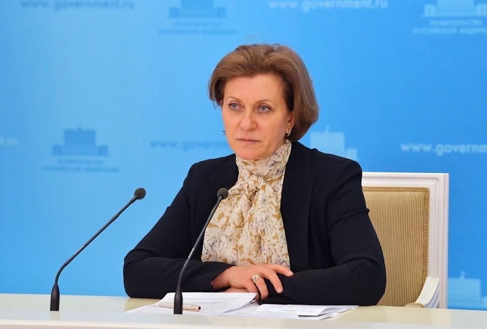 Попова сообщила, что более четверти женщин в России страдают ожирением