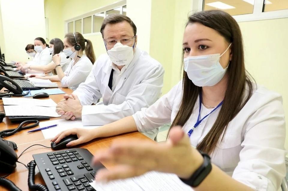 Call-центр для томичей с коронавирусом будет работать круглосуточно и без выходных.